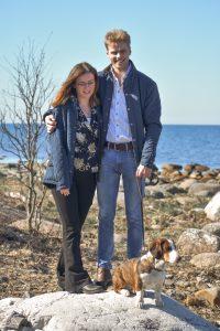 Sofia, Calle och hunden Bolus