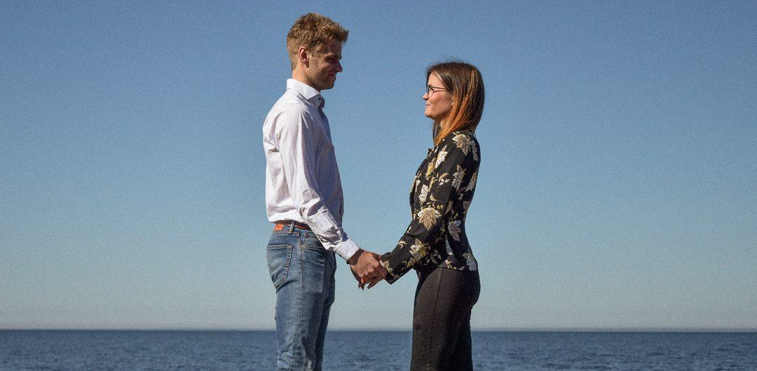Sofia Larsson Stern och kärleken Calle