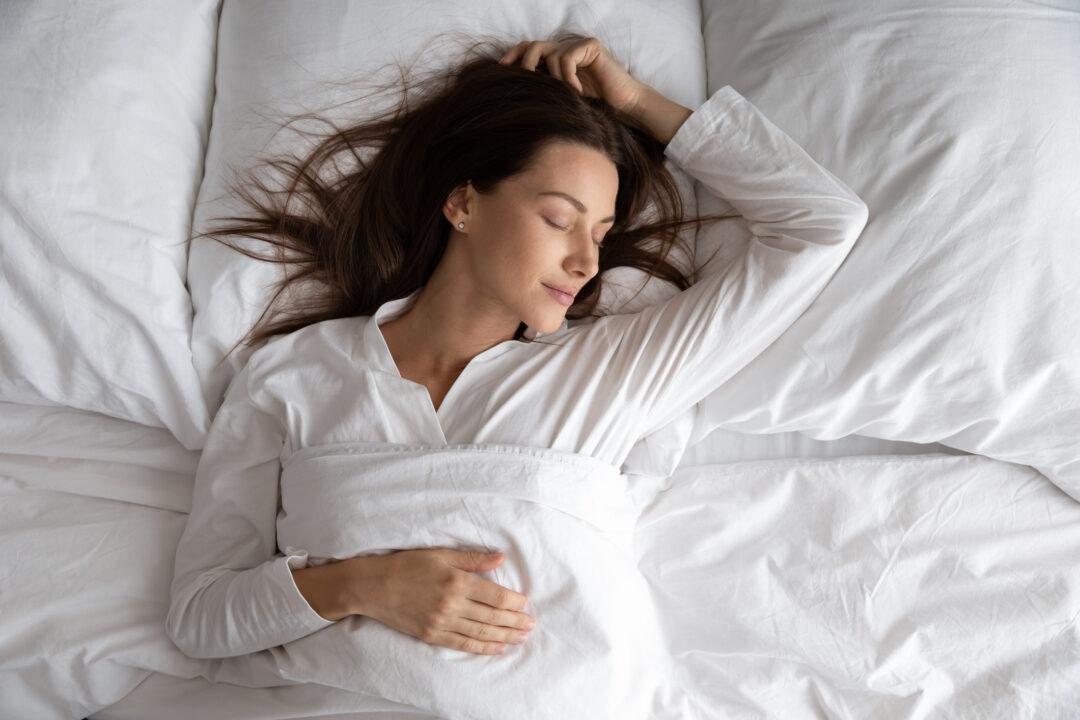 En skrämmande upplevelse i sömnen