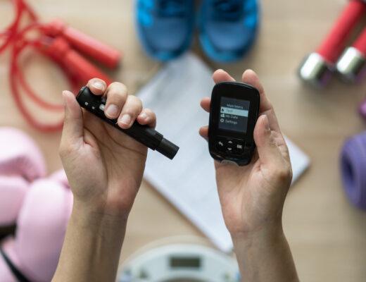 Bättre blodsockerreglering med träning